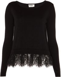 Alice By Temperley - Odille Frill Jumper - Lyst