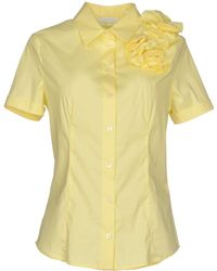 Patrizia Pepe Shirt - Lyst