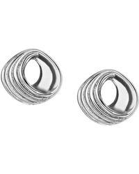 Skagen - Skj0560040 Ladies Earrings - Lyst