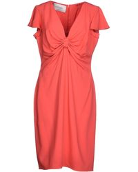 Valentino Knee-Length Dress - Lyst