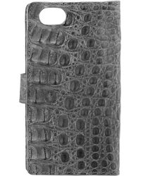 Anne Sisteron - Crocodile Iphone 6+ Case - Lyst