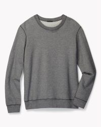 Theory Danen Pullover In Lander Terry - Lyst