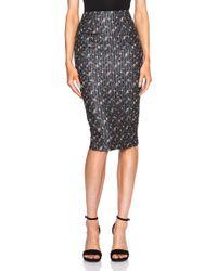 Victoria Beckham Pencil Skirt - Lyst
