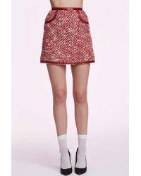 Chanel | Vintage Vã©ronique Bouclã© Skirt | Lyst