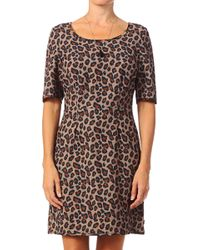 Maison Scotch Pencil Dress - Lyst