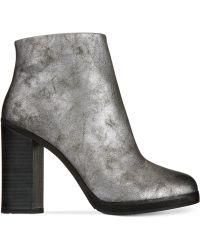 BC Footwear - Crowd Ankle Booties - Lyst