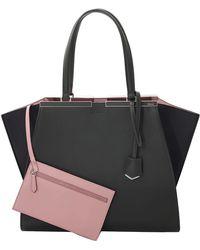 Fendi Evolution 3jours Shoulder Bag - Lyst
