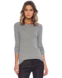 ATM Thermal Stitch Sweater - Lyst