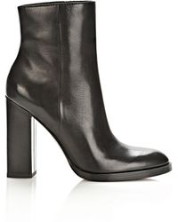 Alexander Wang Iselin Black Smooth Calf - Lyst