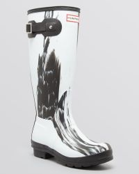 Hunter Original Rain Boots Nightfall - Lyst