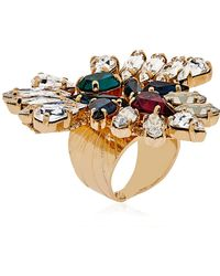 Anton Heunis - Bollywood Princess Collection Ring - Lyst