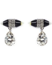 Givenchy Spike Magnetic Earrings - Lyst