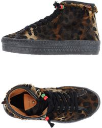 Dolfie High-tops & Trainers - Natural