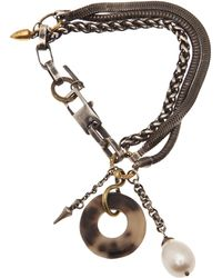 Beth Orduna - Multichain Bracelet - Lyst