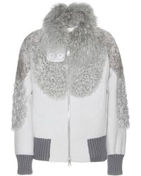 Marc Jacobs Alpaca And Wool Jacket - Lyst