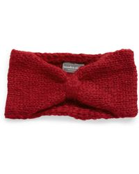 Wooden Ships - Knotted Knit Headband - Lyst
