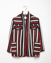 Étoile Isabel Marant | Breeda Blanket Coat | Lyst