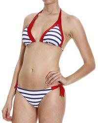 Frankie Morello - Beachwear Bands Bikini Swimwear - Lyst