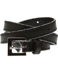 Paul & Joe Passion Skinny Belt - Lyst