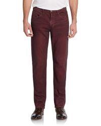 Joe's Jeans Brixton Oil Slick Jeans - Lyst