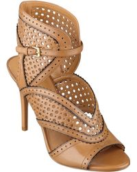 Nine West Danyell Ankle Strap Sandals - Lyst