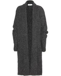 Closed Mohair and Woolblend Cardigan - Lyst