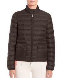 Moncler | Lans Puffer Jacket | Lyst