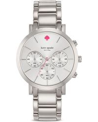 Kate Spade Gramercy Watch, 38Mm - Lyst