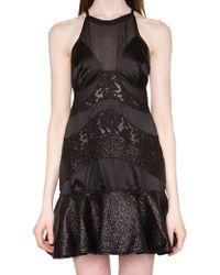 Pixie Market   Anais Lace Flare Dress   Lyst