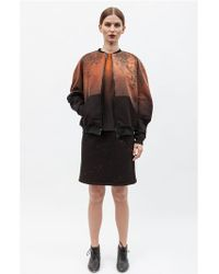 Blankblank Forest Bomber Jacket - Womens - Lyst