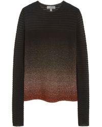 Mulberry - Mini Swan Intarsia Cashmereblend Sweater - Lyst