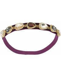 TOPSHOP New Jewel Chain Headband By Her Curious Nature - Multicolour