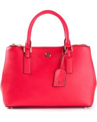 Tory Burch Small Tote - Lyst