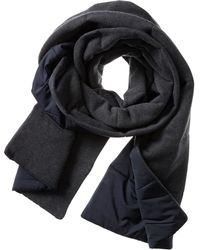 Banana Republic | Quilted Primaloft Scarf | Lyst