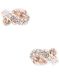 Kate Spade Sailor Knot Stud Earrings - Lyst
