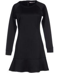 Custommade• Short Dress - Black