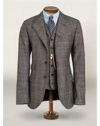 Ralph Lauren Wool Bryant Sport Coat - Lyst