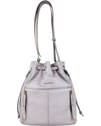 Cole Haan Purple Felicity Drawstring - Lyst