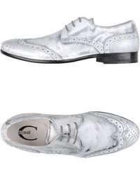 Just Cavalli - Lace-up Shoes - Lyst