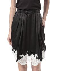 IRO Oby Skirt - Lyst