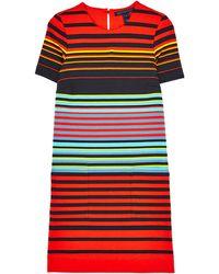 Marc By Marc Jacobs Paradise Stripe Jersey Dress - Lyst