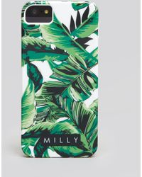 MILLY - Iphone 5 Case Banana Leaf - Lyst