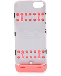 Marc By Marc Jacobs I Heart Marc Iphone 5 5s Boost Case - Lyst