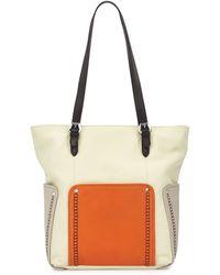 orYANY | Brooklyn Leather Tote Bag | Lyst
