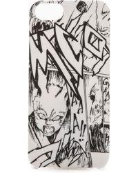 McQ | 'Manga' Iphone 5/5S Cover | Lyst