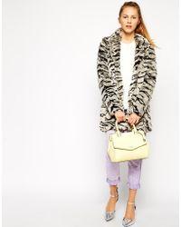 Fiorelli Mia Small Grab Bag With Envelope Detail - Yellow