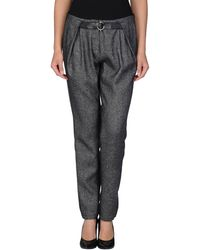 Alysi Casual Pants - Lyst