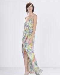 Parker Halle Dress Halle Dress multicolor - Lyst