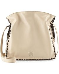 Loewe Flamenco 30 Whipstitch Shoulder Bag - Lyst