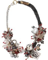 Subversive Jewelry - Roman Coin Wreath Necklace - Lyst